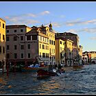 Venice, the city of love by adrisimari