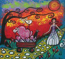 Sharing Her Love by Juli Cady Ryan