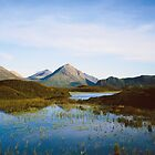 The Cuillin Hills in the Western Isles by Alex Cassels