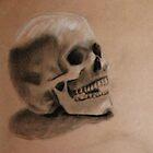 Memento Mori IIII by Lou van Gendt