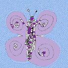 Butterfly by Scribbler by KazM