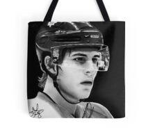 Luke Schenn (Toronto Maple Leafs) Tote Bag