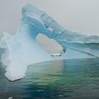Iceberg in Antarctica by mcreighton