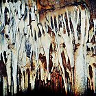 Natures Art, Hastings Cave by Kate Caston
