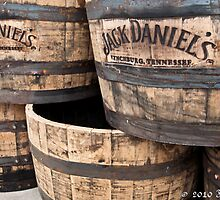 Jack Daniels Barrels by FlipsFotos