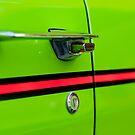 Green Mopar Meanie by Norman Repacholi