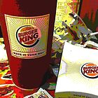 Burger King Stuff by Angelo Aguinaldo