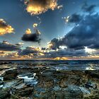 Warrnambool Sunset by Dave Lucas