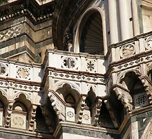 Patterns and Shapes In Florence by minikin