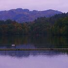 Tummel Resevoir by Dawn (Paris) Gillies