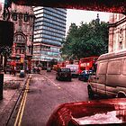 Routemaster (HDR) by Richard Ray