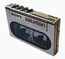 Walkman by UrbanDog