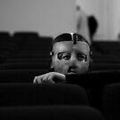 Silent Watcher by tuffcookie