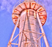 Gasparilla Lighthouse by Kim McClain Gregal