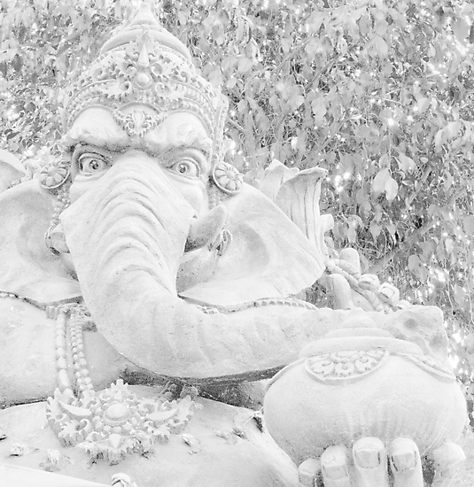 Ganesha by A.M. Ruttle