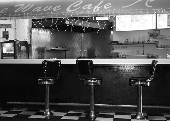 Blue Wave Cafe  by homendn