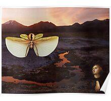 M Blackwell - The Sentinels of Sunset Ridge Poster