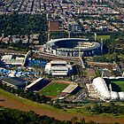 The Sports Centres of Melbourne in 2011 by haymelter