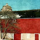 Old Red Barn ©  by Dawn M. Becker