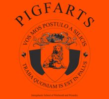 Pigfarts Kids Clothes