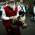 The Kings Morris Horseman. by Ruth Jones