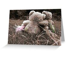 Bear-y Lovely Greeting Card
