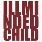illmindedchild text - Red by Chris McQuinlan