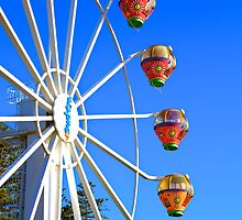 Ferris Wheel by Craig A. White (Australia)