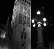 La Giralda at Night ~ Sevilla Spain by fototaker