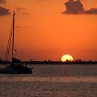 Rising Sun, Nassau, Bahamas by Shane Pinder