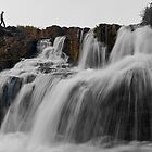 Bhatinda Water Fall by Mukesh Srivastava