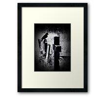 Watchful Framed Print