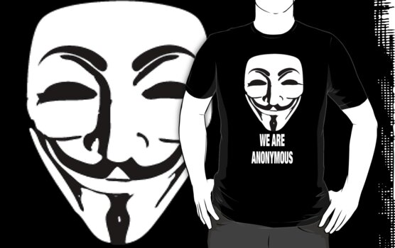 We Are Anonymous by HolyDio