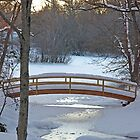 Winter Bridge by daphsam