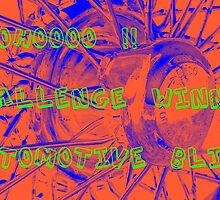 Automotive Bling Challenge Banner by Linda Bianic