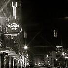 Starry City Night by kelleygirl