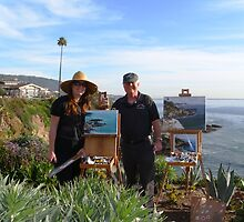 Plein-Air Painting by Randy Sprout