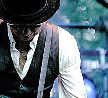 Alejandro Escovedo The Music Man by luckylarue