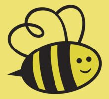 Cute Baby Bee Kids Clothes