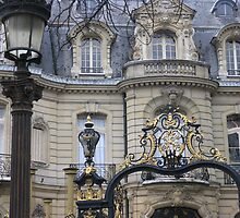 Parisienne Splendour by Doug Miller
