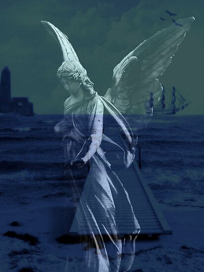 Angel of Passages by artymelanie