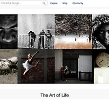 Visualizing Emotion - 16 January 2011 by The RedBubble Homepage