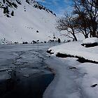 Convict Lake by Alexander Standke