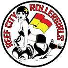 Reef City Roller Girls - Posters & Cards by Reef City Roller Girls