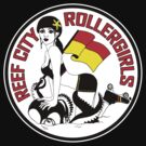 Reef City Rollergirls Logo ii by Reef City Rollergirls