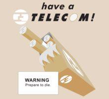 Telecom Cigarettes Will Kill You by telecom