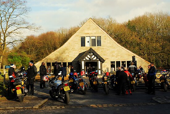 RIVVI BARN bikers meet[for caz] by snapitnc