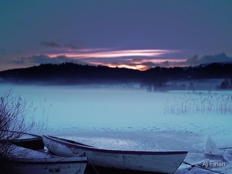 The Last Light by Aj Finan