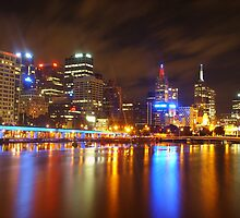 Melbourne City by hotfudge