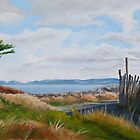 View of Howth by Geraldine M Leahy
